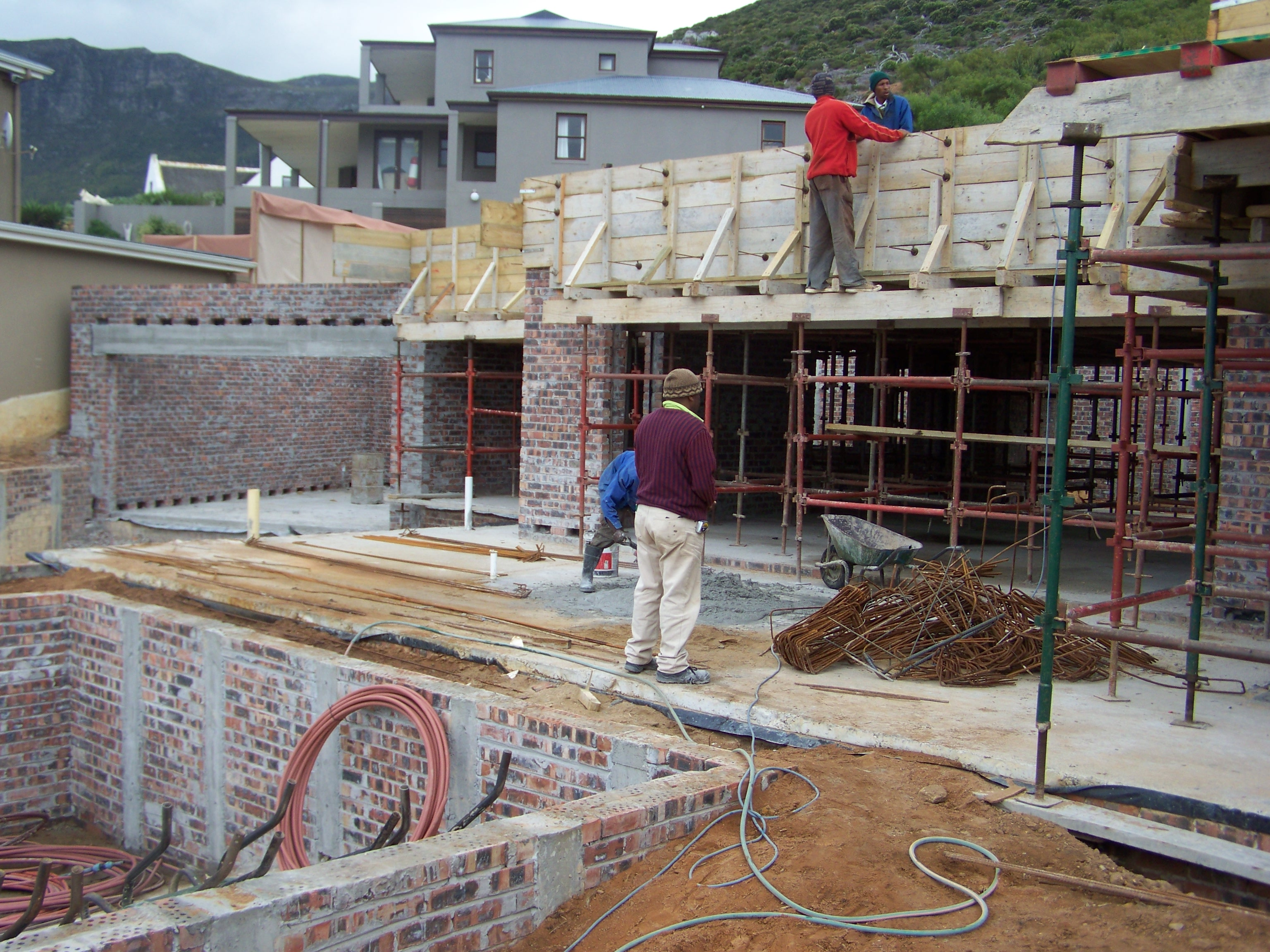 Image of Jenkor Recent Projects Building Site