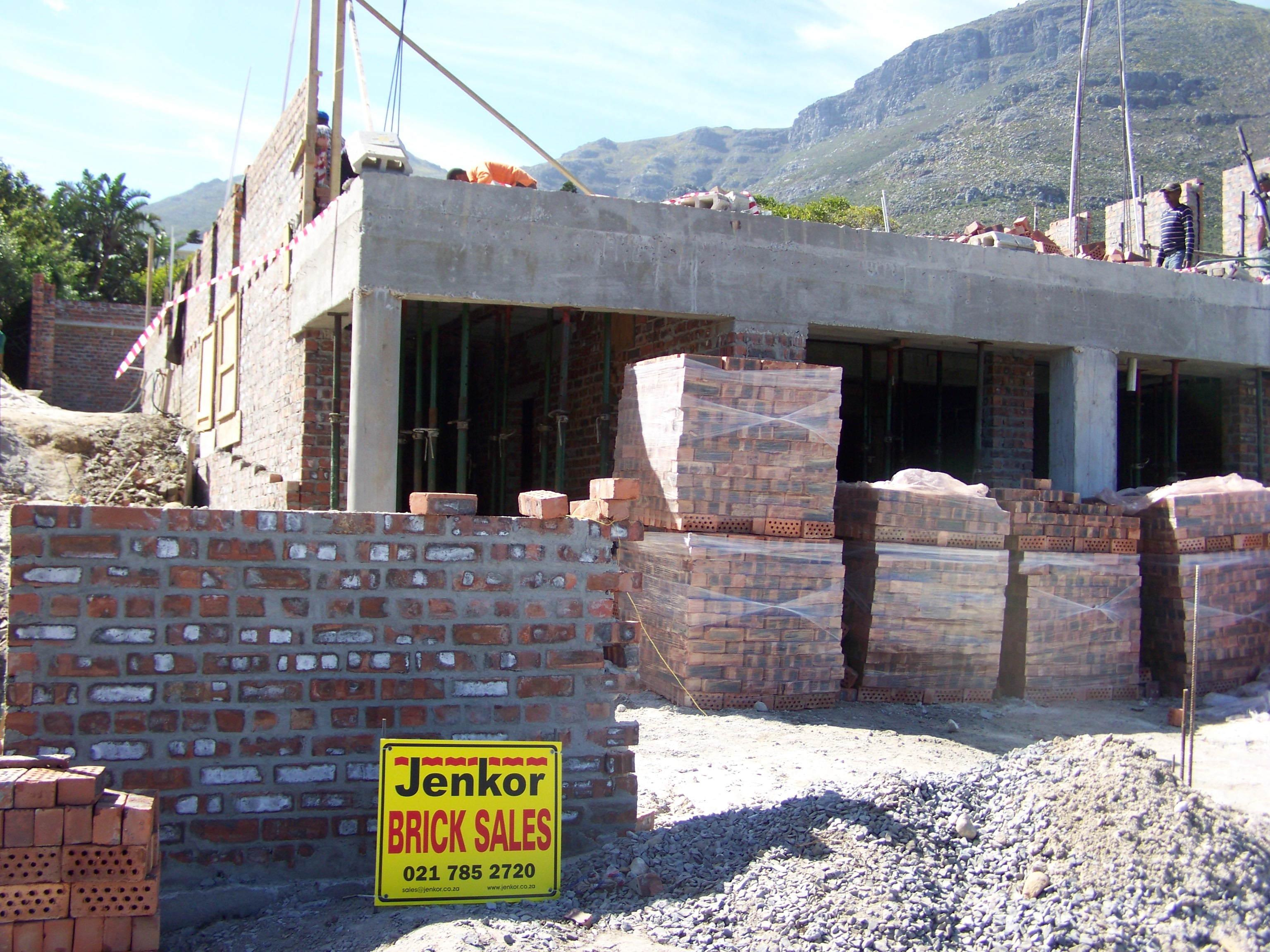 Image of Jenkor Recent Projects Clay Brick House 12