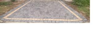 Paving bricks and slabs