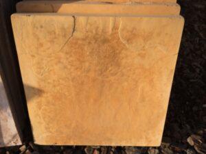Amber Sandstone Paving Slabs