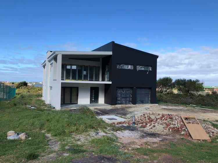 Recent project in Betty's Bay